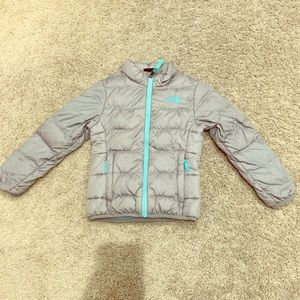 The North Face 550-filled down Jacket for Girls